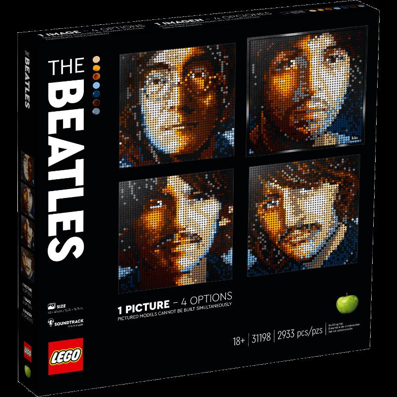 LEGO® Art 31198 - The Beatles