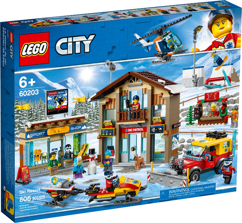 LEGO® City 60203 - Ski Resort