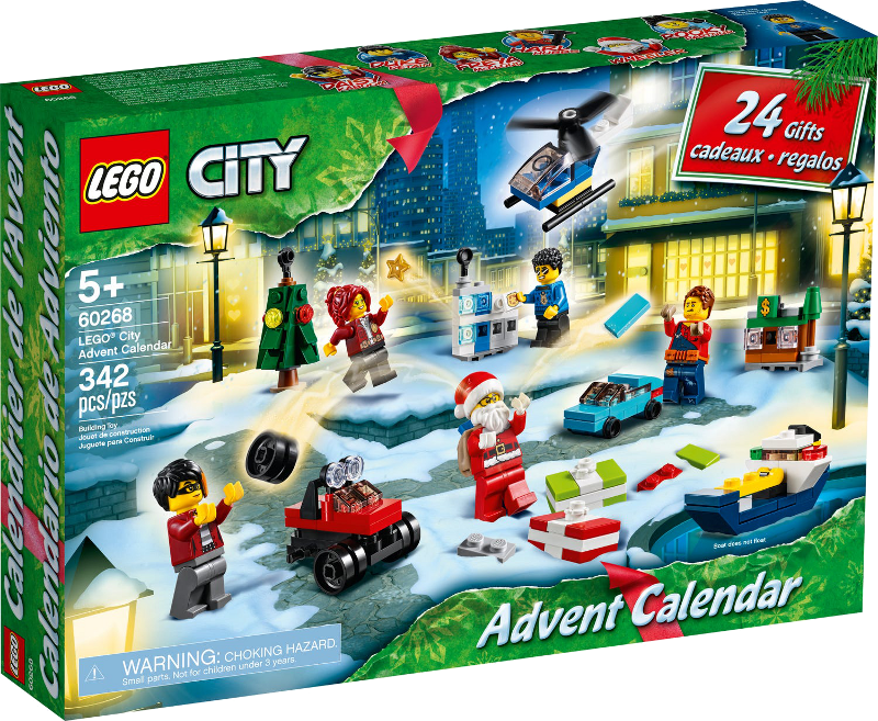 LEGO® City 60268 - Adventskalender 2020
