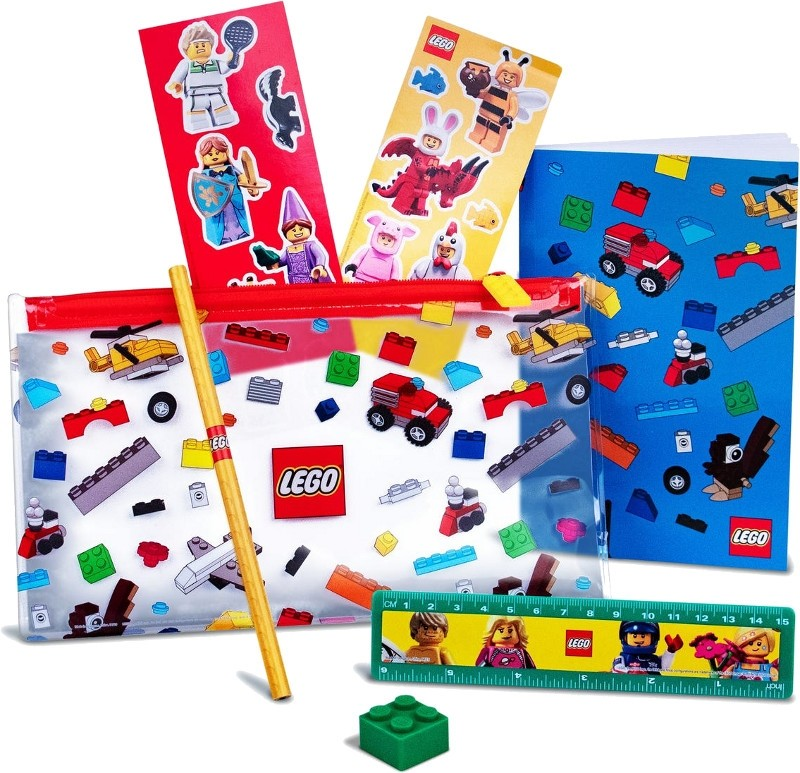 LEGO® Exclusives 5005969 - Paket zum Schulanfang