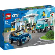 LEGO® City 60257 - Tankstelle