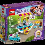 LEGO® Friends 41389 - Stephanies mobiler Eiswagen