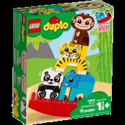 LEGO® DUPLO® 10884 - Meine erste Wippe mit Tieren