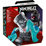 LEGO® NINJAGO® 71731 - Battle Set: Zane vs. Nindroid