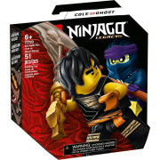 LEGO® NINJAGO® 71733 - Battle Set: Cole vs. Geisterkämpfer