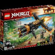 LEGO® NINJAGO® 71736 - Coles Felsenbrecher