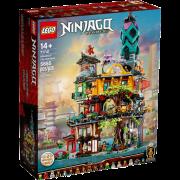 LEGO® NINJAGO® 71741 - Die Gärten von NINJAGO® City