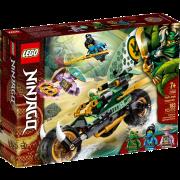 LEGO® NINJAGO® 71745 - Lloyds Dschungel-Bike
