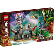 LEGO® NINJAGO® 71747 - Das Dorf der Wächter