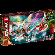 LEGO® NINJAGO® 71748 - Duell der Katamarane