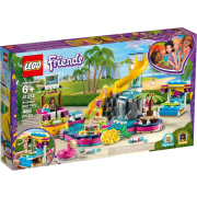LEGO® Friends 41374 - Andreas Pool-Party