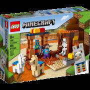 LEGO® Minecraft 21167 - Der Handelsplatz