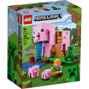 LEGO® Minecraft 21170 - Das Schweinehaus