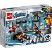 LEGO® Super Heroes 76167 - Iron Mans Arsenal