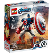 LEGO® Super Heroes 76168 - Captain America Mech