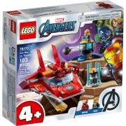 LEGO® Super Heroes 76170 - Iron Man vs. Thanos