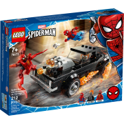 LEGO® Super Heroes 76173 - Spider-Man und Ghost Rider vs. Carnage