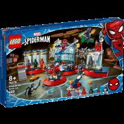 LEGO® Super Heroes 76175 - Angriff auf Spider-Mans Versteck