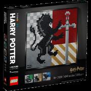 LEGO® Art 31201 - Harry Potter™ Hogwarts™ Wappen