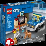 LEGO® City 60241 - Polizeihundestaffel