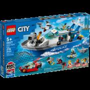 LEGO® City 60277 - Polizeiboot