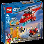 LEGO® City 60281 - Feuerwehrhubschrauber