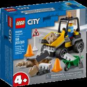 LEGO® City 60284 - Baustellen-LKW