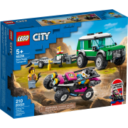 LEGO® City 60288 - Rennbuggy-Transporter