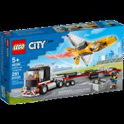 LEGO® City 60289 - Flugshow-Jet-Transporter