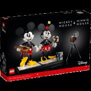 LEGO® Disney 43179 - Micky Maus und Minnie Maus