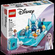 LEGO® Disney Princess 43189 - Elsas Märchenbuch