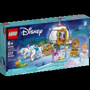 LEGO® Disney Princess 43192 - Cinderellas königliche Kutsche