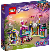 LEGO® Friends 41687 - Magische Jahrmarktbuden