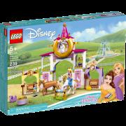 LEGO® Disney Princess 43195 - Belles und Rapunzels königliche Ställe