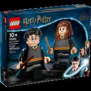 LEGO® Harry Potter™ 76393 - Harry Potter™ & Hermine Granger™