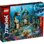 LEGO® NINJAGO® 71755 - Tempel des unendlichen Ozeans