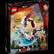 LEGO® Super Heroes 76177 - Kräftemessen im antiken Dorf