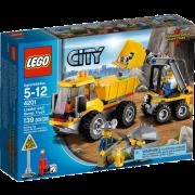 LEGO® City 4201 - Bagger mit Kipplaster