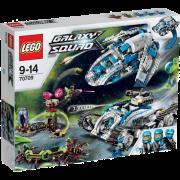 LEGO® Galaxy Squad 70709 - Gepanzertes Kommando-Fahrzeug