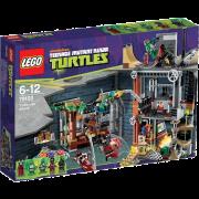 LEGO® Teenage Mutant Ninja Turtles 79103 - Turtles Hauptquartier
