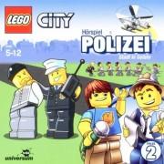 Sony Music - Lego City CD 2 - Polizei - Stadt in Gefahr