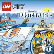 Sony Music - LEGO® City CD 10 - Küstenwache - Haie vor LEGO® City