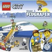 Sony Music - Lego City CD 11 - Flughafen - SOS über den Wolken