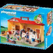 Playmobil 5348 - Mein Pferdestall zum Mitnehmen