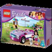 LEGO® Friends 41013 - Emmas Sportwagen