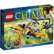 LEGO® Legends of Chima™ 70129 - Lavertus Löwen-Jet