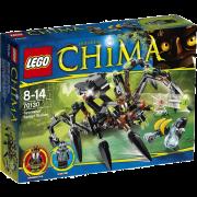 LEGO® Legends of Chima™ 70130 - Sparratus Spinnen-Stalker