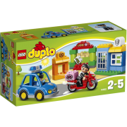 LEGO® DUPLO® 10532 - Polizeiverfolgung