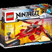 LEGO® NINJAGO® 70721 - Kais Super-Jet