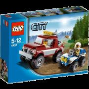 LEGO® City 4437 - Verfolgung im Gelände